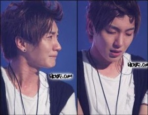My Angeleeteuk cry TT____TT